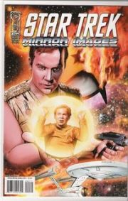Star Trek Mirror Images #2 Cover A (2008) IDW Publishing comic book